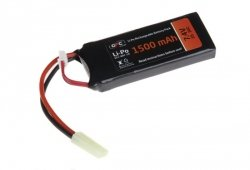 GFC - Akumulator LiPo 7,4V 1500mAh 20C