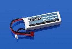 Akumulator Redox LiPo 2200mAh 11.1V 20C