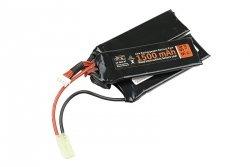 Akumulator LiFe 9.9V 1500mAh H20C - trójdzielny