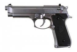 Replika pistoletu M92 v.2 - silver
