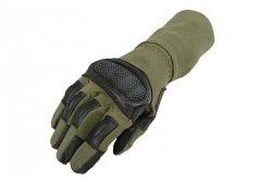 Rękawice taktyczne Armored Claw Breacher - oliwkowe
