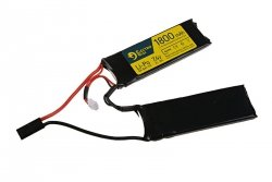 Akumulator LiPo 7,4V 1800mAh 20/40C - 2-modułowy