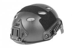 FMA - Replika kasku FAST PJ CFH - czarna (L/XL)