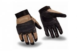 Rękawice taktyczne Hybrid - coyote brown