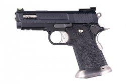 Replika pistoletu Hi-Capa 3.8 Force Brontosaurus - czarna