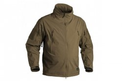 Kurtka Trooper Soft Shell Jacket - Mud Brown