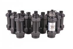 Zestaw granatów hukowych Hakkotsu CO2 Dumbell - 12 sztuk