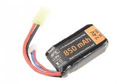 GFC - Akumulator LiPo 7,4V 850mAh 20C