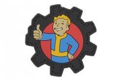 Naszywka 3D - Thumbs Up Boy