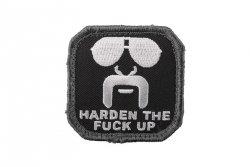 Naszywka Harden Up - SWAT