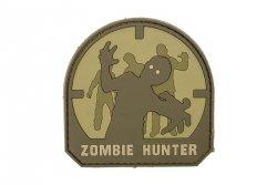 Naszywka Zombie Hunter PVC - Arid