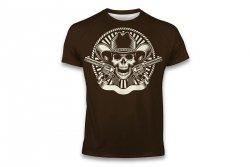 Koszulka T-shirt Skull