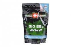 Kulki biodegradowalne 0,30g SWISS ARMS - 3350szt. 1kg