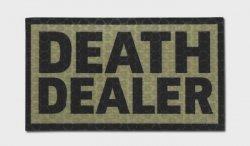 Combat-ID - Naszywka Death Dealer - Coyote Tan - Gen I