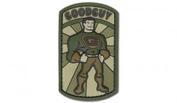 MIL-SPEC MONKEY - Morale Patch - Goodguy - PVC - Multicam