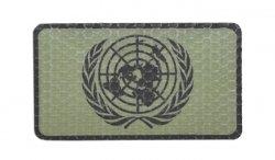 Combat-ID - Naszywka ONZ - OD - Gen I