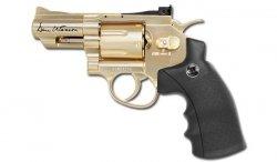 ASG - Dan Wesson 2,5'' Revolver - Gold - 17373