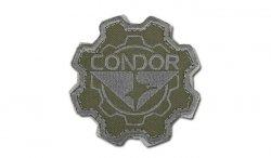 Condor - Naszywka - Condor Gear Patch - Zielony OD - 243-001