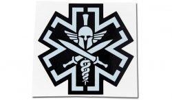 MIL-SPEC MONKEY - Naklejka - TacMed Spartan