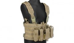 Condor - Recon Chest Rig - Coyote Tan - MCR5-003