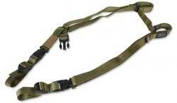 Cetacea Tactical - Convertible 2 Point Rabbit Sling - Ranger Green