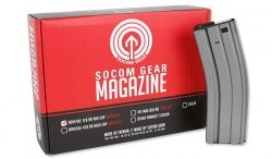 Socom Gear - Magazynek Noveske Mid-Cap - M4 - 100 - Metal - BOX x 10