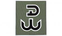 Combat-ID - Naszywka Polska Walcząca - Zielony OD - Gen III IR