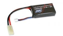 ASG - Akumulator LiPo 7,4V 1000mAh 30C