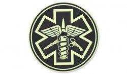 101 Inc. - Naszywka 3D - Paramedic