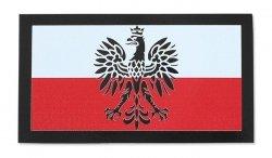 Combat-ID - Naszywka Polska Godło - Duża - Kolor - Gen II IR