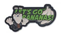 101 Inc. - Naszywka 3D - Let's Go Bananas