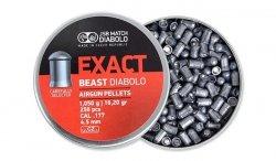 JSB - Śrut EXACT BEAST Diabolo - 250 szt. - 4,5 mm