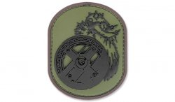 MIL-SPEC MONKEY - Morale Patch - Berserker - PVC - Forest
