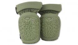 ALTA - Ochraniacze kolan CONTOUR 360 Vibram Cap - Zielony OD - 52933
