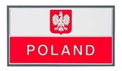 Helikon - Naszywka PVC - Flaga Polska z godem - Kolor
