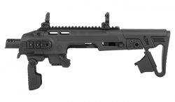 ASG - Konwersja G1 RONI do Glock 17/18C/19 - Czarny - 17948