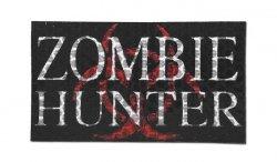 Combat-ID - Naszywka Zombie Hunter - Czarny - Gen I
