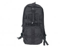 Plecak - BUKŁAK NA WODĘ 2,0 L. - BLACK [8FIELDS]