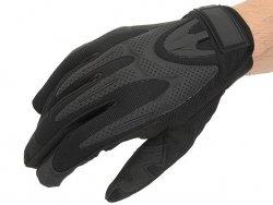 Military Combat Gloves mod. II (Size L) - Black [8FIELDS]