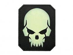 Naszywka Pirateskull PVC 3 [EM]