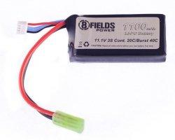 Akumulator Li-Po 1100mAh 11,1V 20/40C [8FIELDS]