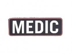 Naszywka MEDIC PVC 2 [EM]