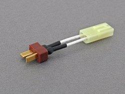 Przejściówka T-connector na Tamiya - wtyk T męski na Tamiya mały żeński [IPower]