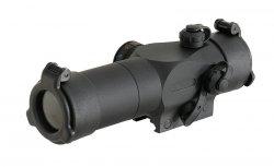 Myśliwski celownik kolimatorowy 30mm - Black [BD]