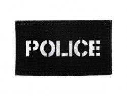 Naszywka POLICE PVC1 [EM]