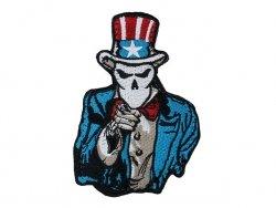 Naszywka haftowana Uncle Sam [WaveCombat]
