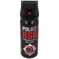 KKS - Gaz pieprzowy Police RSG Super-Gel 80ml Stream (12063-SG)