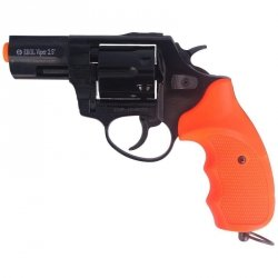 Ekol - Rewolwer alarmowy Dog Training Pistol kal. 6mm (Viper 2.5'' DTP Black)