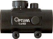 OPTIMA - Kolimator Hatsan 1x40 Red Dot Sight