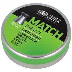 JSB - Śrut Green Match Light Weight 4,49mm 500szt.
